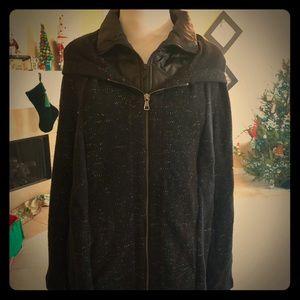 Black Jacket with Liner - Size 1